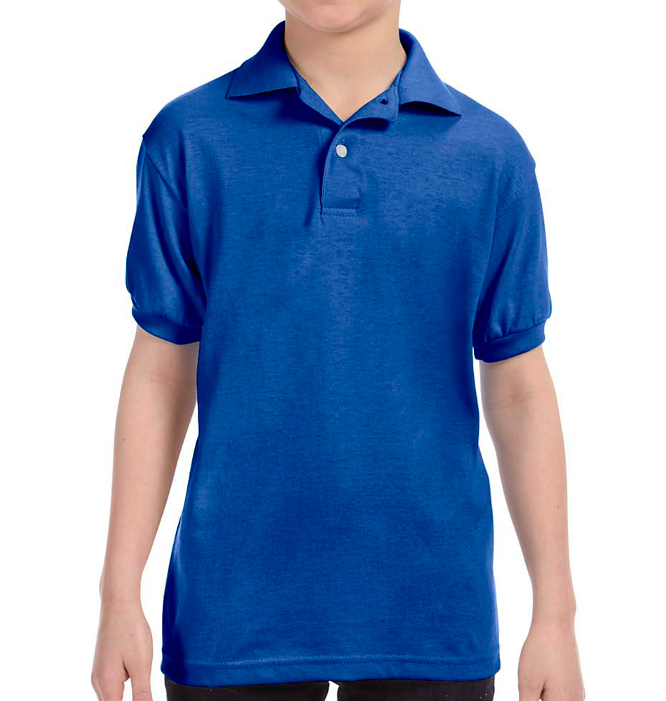 967f74721c87 Harriton Cotton Piqué Kids  Polo Shirt M200Y. 9 ColorsAdult   Youth. View  Product. Hanes Youth 5.2 oz.