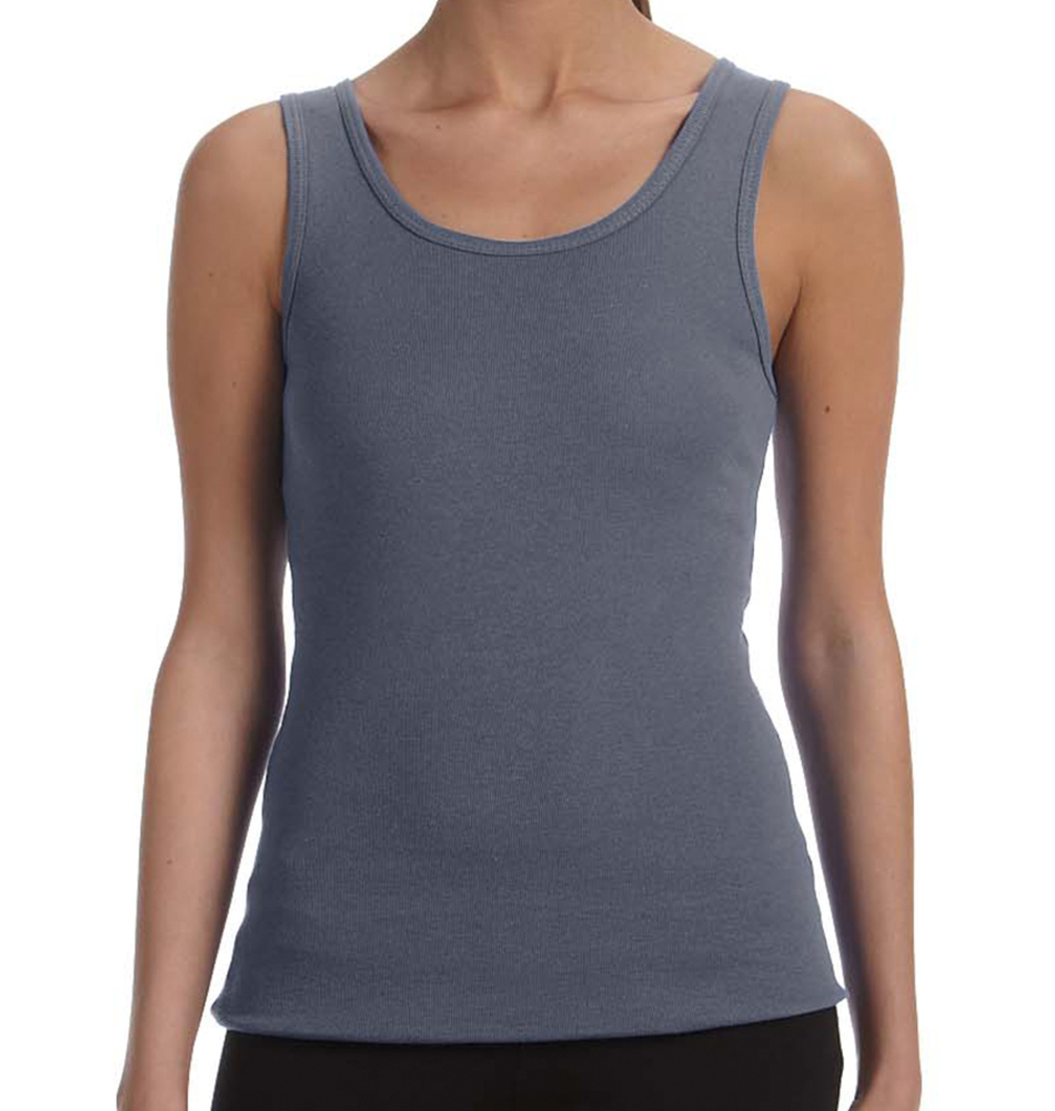 Bella + Canvas Fitted Tank Top