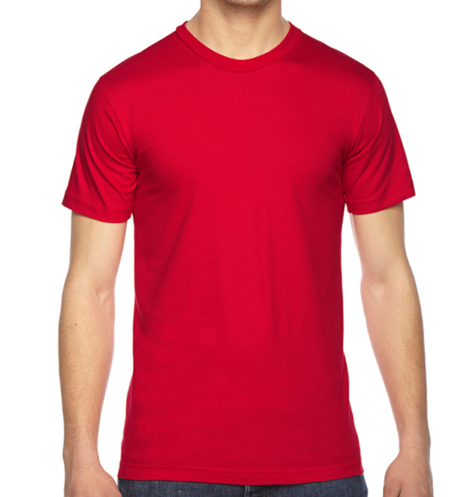 American Apparel Men's Short Sleeve T-Shirt