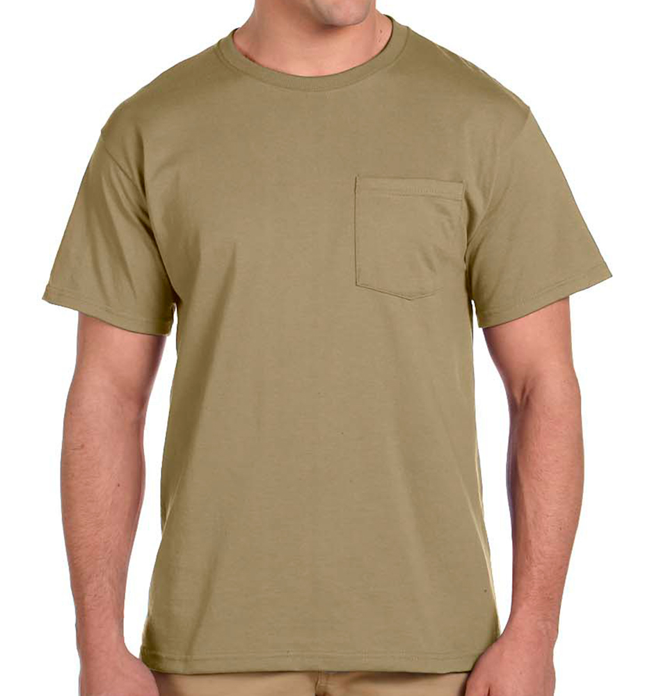 Jerzees DRI-POWER® ACTIVE Pocket T-Shirt