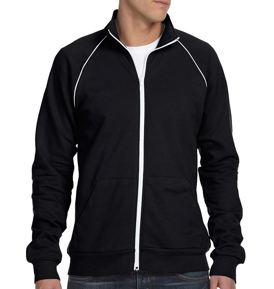 Bella + Canvas Men's Fleece Jacket
