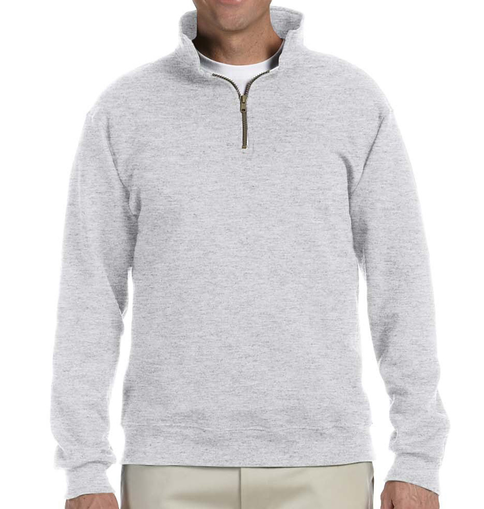 Jerzees Nublend Fleece Quarter Zip Pullover