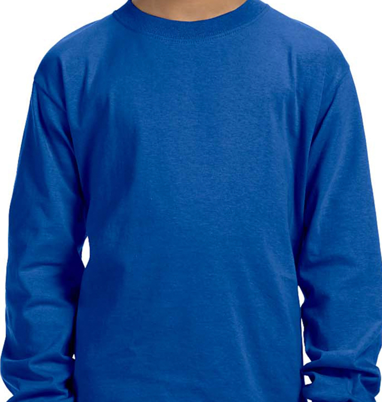 Fruit of the Loom Kid's Long Sleeve Shirt