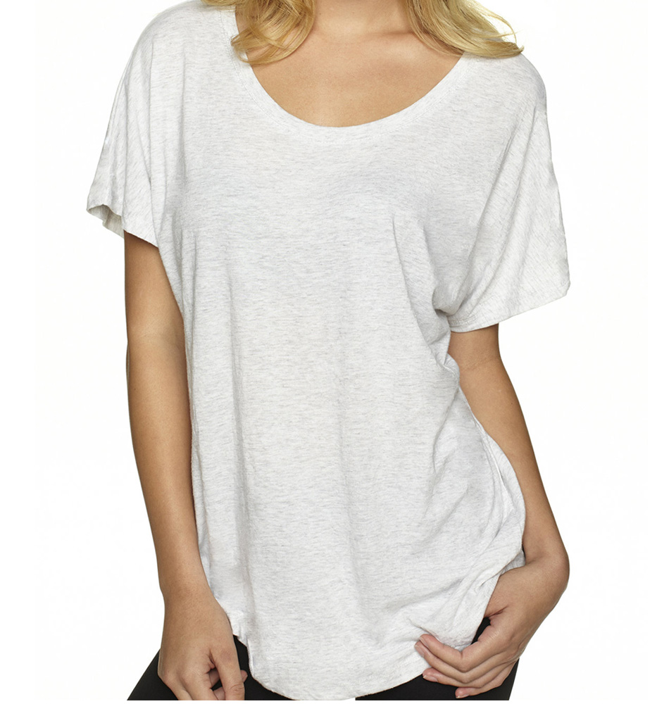 Next Level Women's Tri-Blend Dolman Sleeve Top