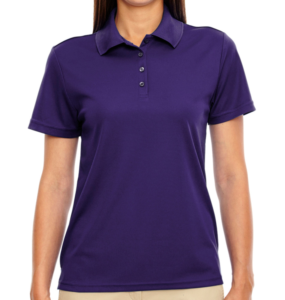 Core 365  Women's Performance Polo Shirt