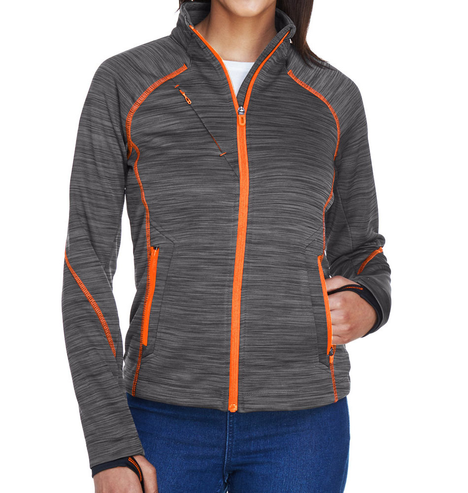 North End Women's Fleece Jacket