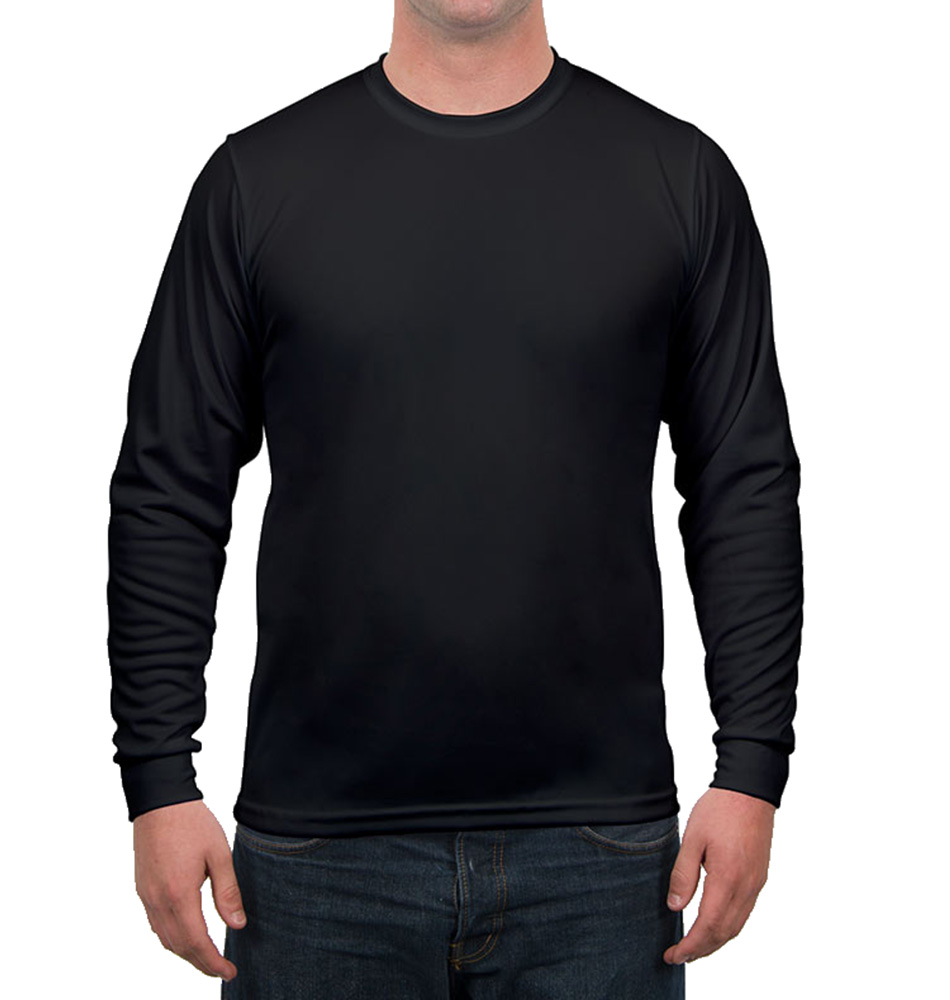 Augusta Sportswear Moisture Wicking Long Sleeve T-Shirt