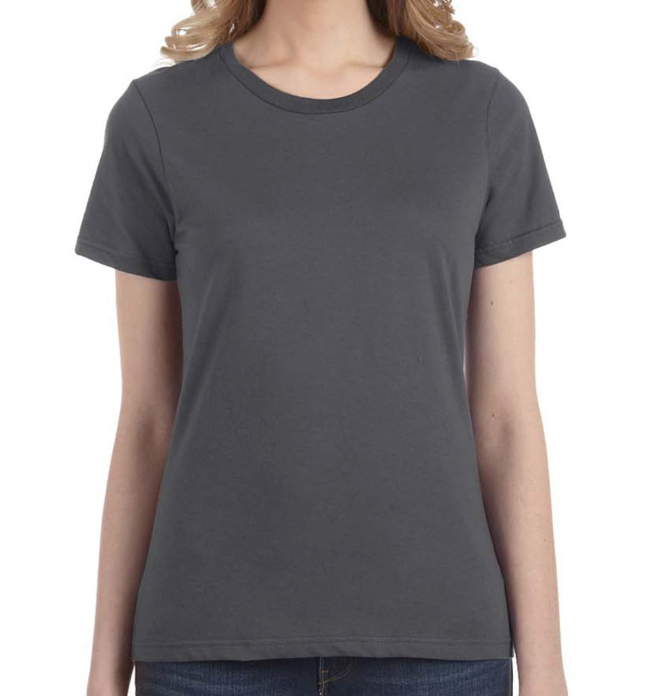 Anvil Women's 100% Cotton Lightweight T-Shirt