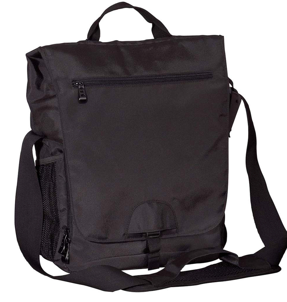 BAGedge Messenger Bag with Laptop Compartment