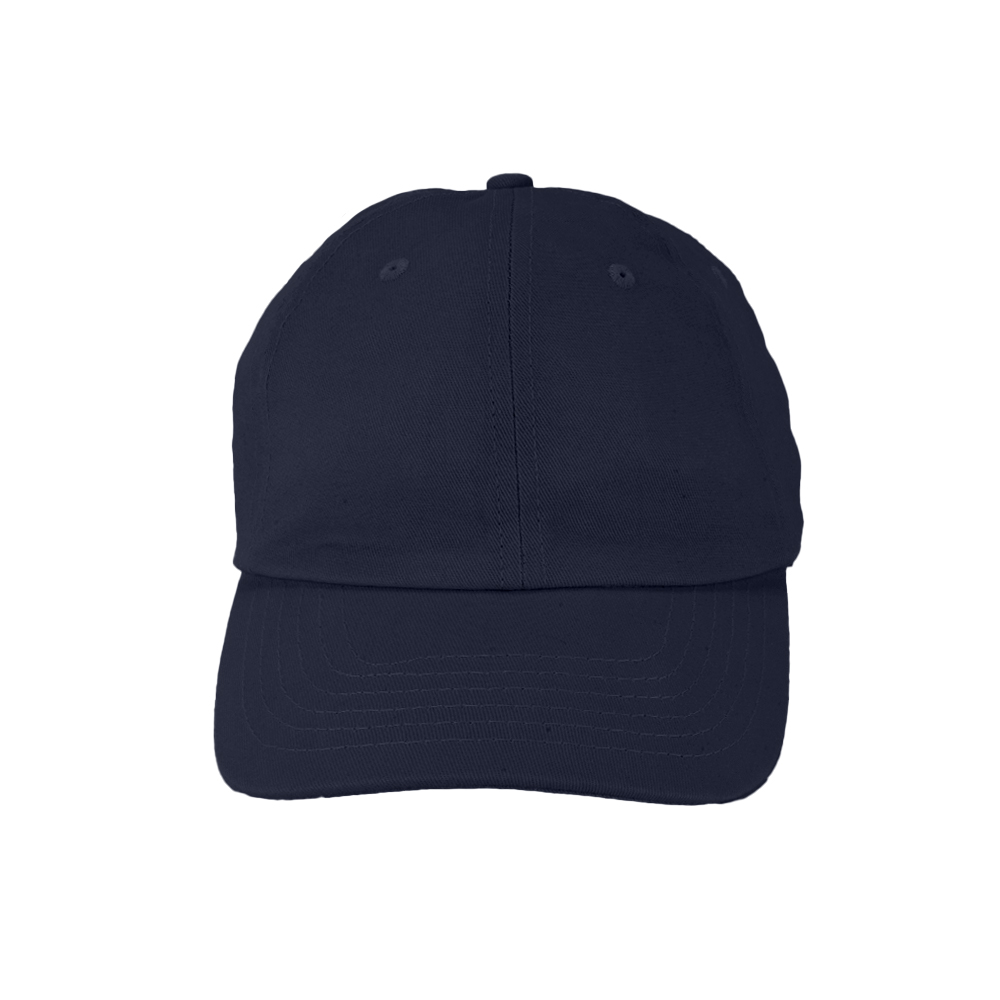 Big Accessories 6 Panel Baseball Cap