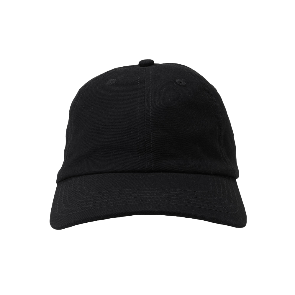 Big Accessories 6-Panel Brushed Twill Kids Hats