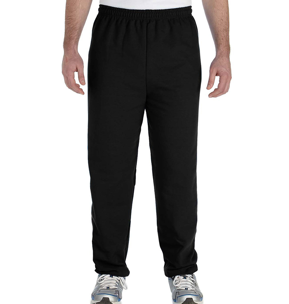 Gildan Heavy Blend Elastic Bottom Sweatpants