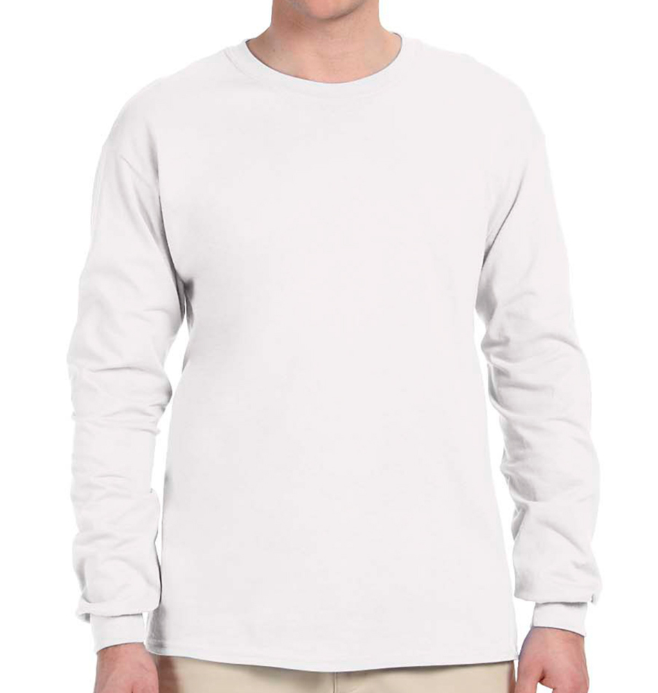 Gildan Long Sleeve Cotton Shirt
