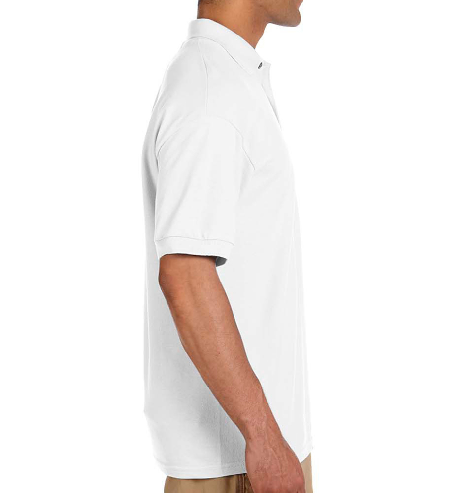 Embroider Custom Gildan Ultra Cotton Polo Rushordertees