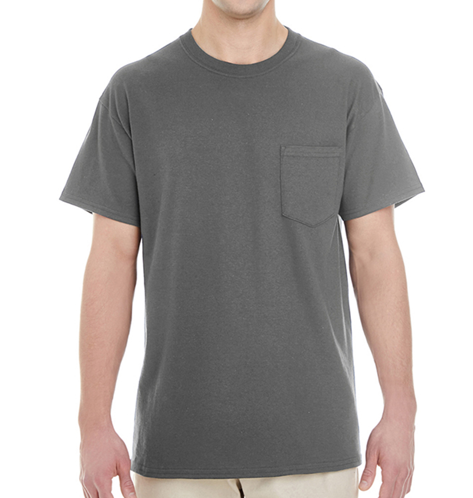 Gildan Heavy Cotton Pocket T-Shirt