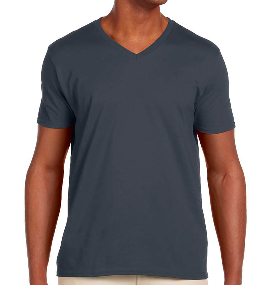 Gildan Softstyle® V-Neck T-Shirt