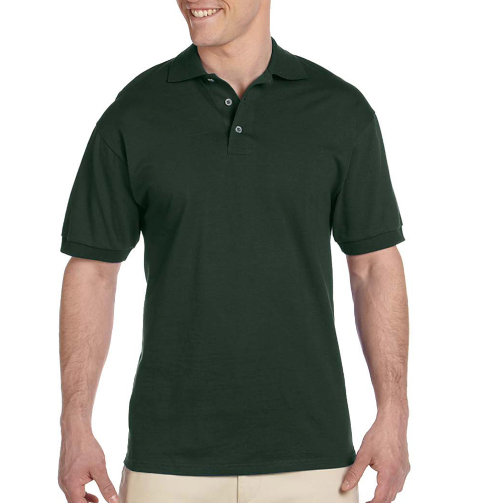 Jerzees Heavyweight Cotton Polo