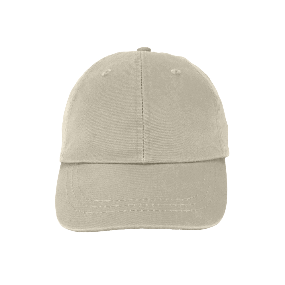 Adam's Optimum Low-Profile Cotton Baseball Cap