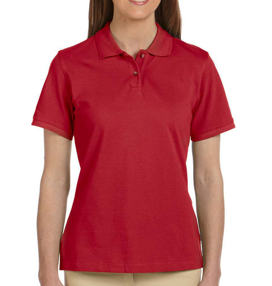 Custom Womens Polo Shirts Fast Free Shipping No Minimum