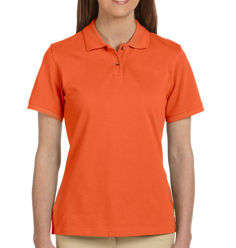 Harriton Women's Ringspun Cotton Polo