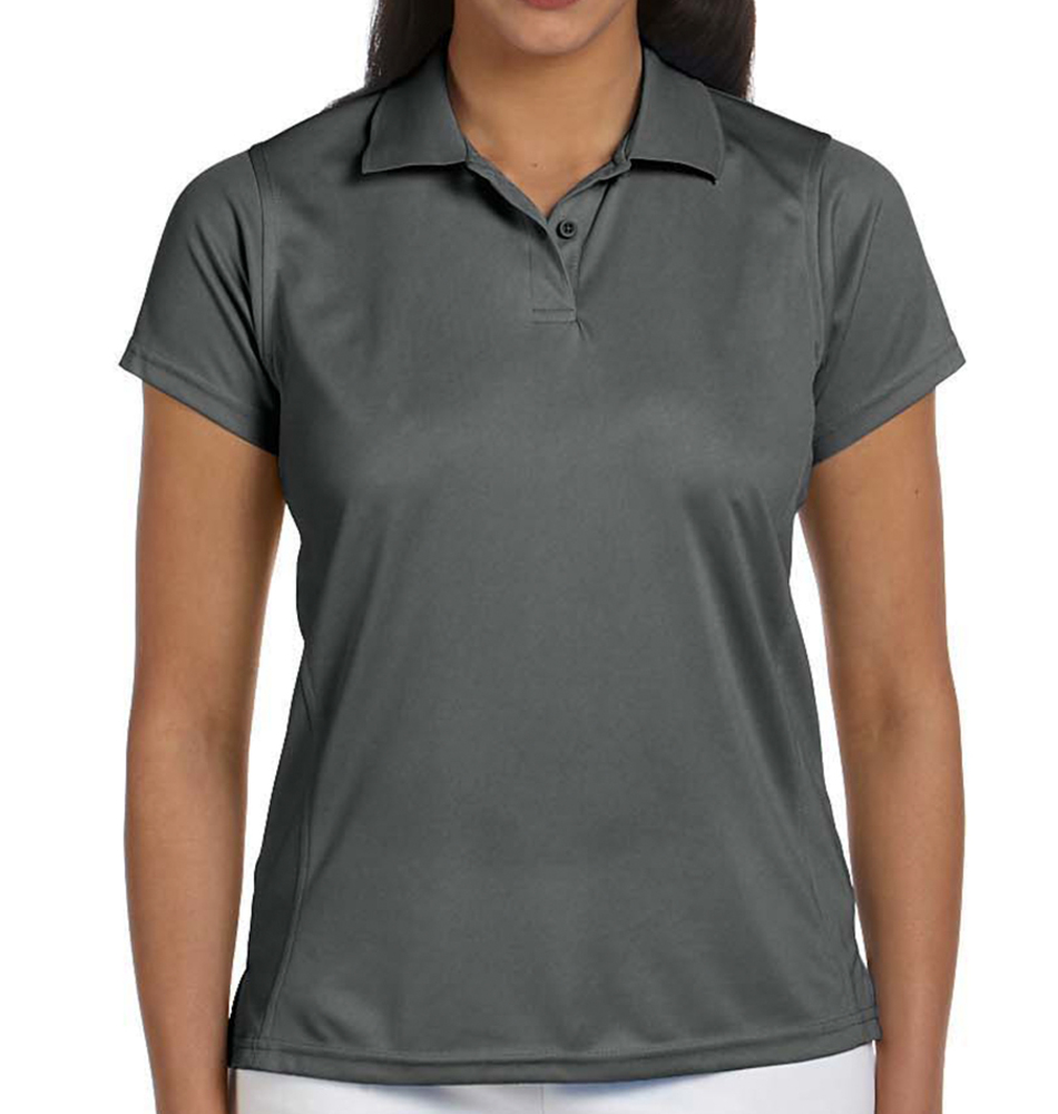 Harriton Women's Polytech Polo