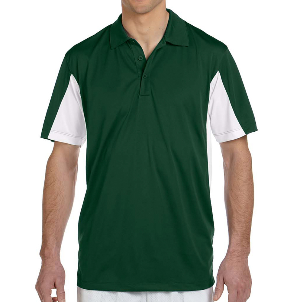 e0102e0b1cd Custom Polo Shirts Fast - Free Shipping. No Minimum. Simple.