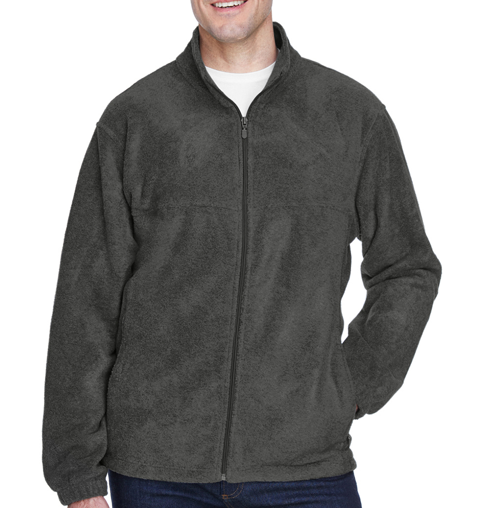Harriton Full-Zip Fleece