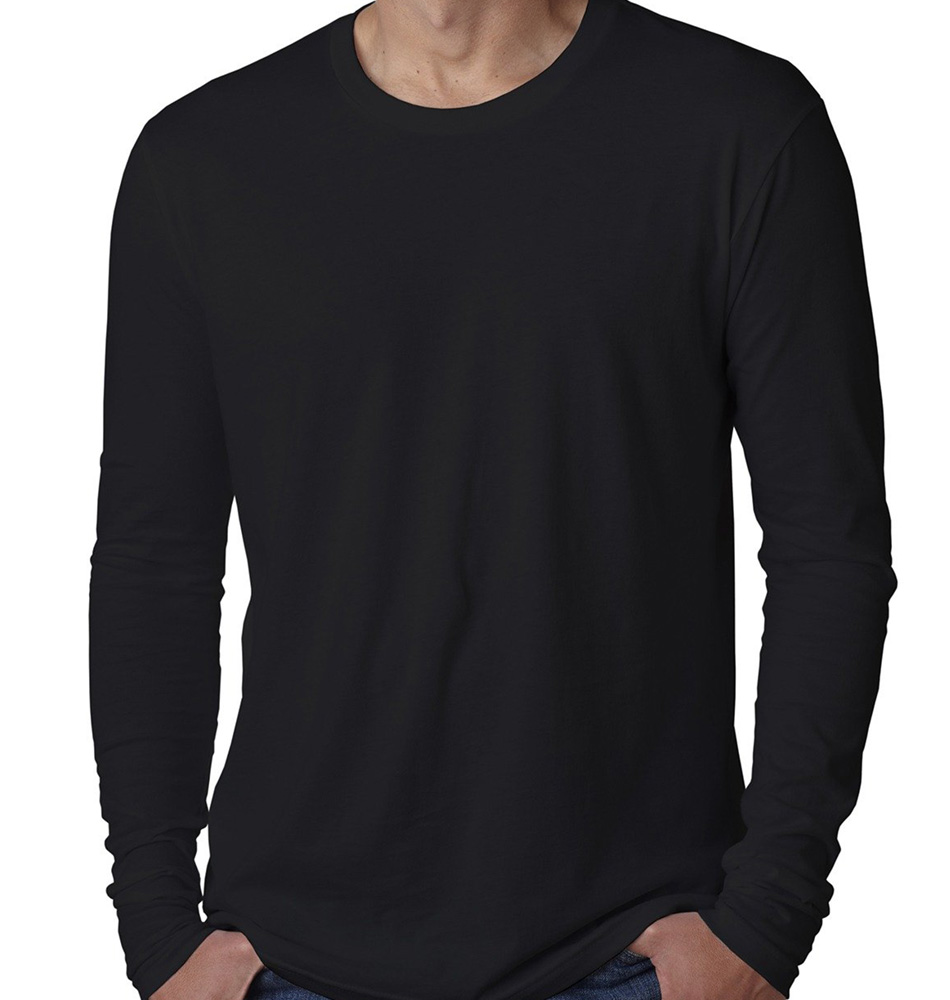 Next Level Apparel Long Sleeve Shirt