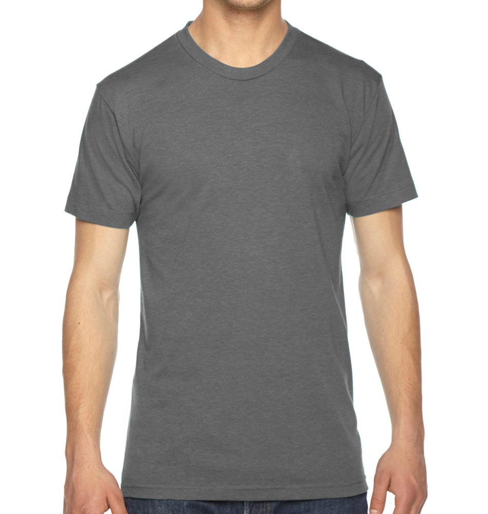 5901fa0c5 American Apparel USA Made Short-Sleeve Track T-Shirt.. 5/5 based on 1  reviews. Slide 1 of 3. Carousel Product; Carousel Product ...